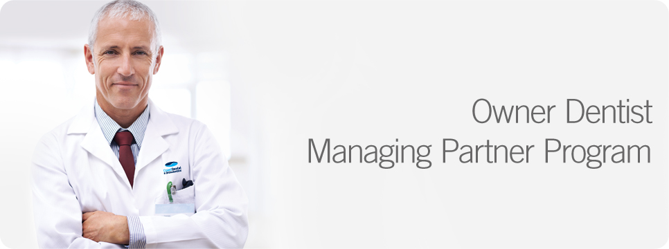 Dentist Managing Partners Program